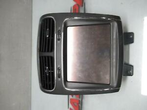 FIAT FREEMONT STEREO/HEAD UNIT DISPLAY UNIT, 8.4in , JF, 04/13-01