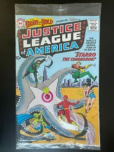 Justice League America 28 Starro The Conquerer DC Comic Lootcrate Sealed REPRINT