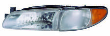 1997-2003 Pontiac Grand Prix Driver Left Side Headlight Lamp Assembly