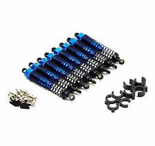 HSP RC CAR PRO 1/10 truck Front & Rear Blue aluminium shock absorbers (8)