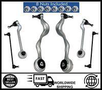 Front Suspension Control Arms + Drop Links FOR BMW 3 Series E90 E91 E92 E93