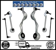 Front Suspension Control Arms + Drop Links FOR BMW 3 Series E90 E91 E92 E93