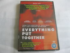 EVERYTHING PUT TOGETHER starring Radha Mitchell, Justin Louis - NEW(P4/R6) {DVD}