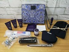 LIBERTY of London First Class British Airways Washbag / Amenity Kit - NEW (H2)