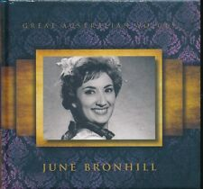 Great Australian Voices June Bronhill CD NEW Desiree Records