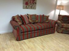 Walter Knoll Living Room Striped Sofas