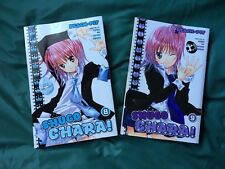 Shugo Chara vol.8&9 English Manga