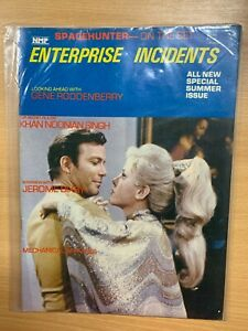 "*RARE* SUMMER 1983 STAR TREK ""ENTERPRISE INCIDENTS"" USA MAGAZINE (P4)"