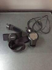 Utilisé Suunto Ambit 3 Noir MULTISPORT Sport HR Montre GPS-SS020678000 RRP £ 310
