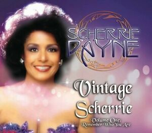 Scherrie Payne - Vintage Scherrie, Volume One: Remember Who You Are - U.S. CD