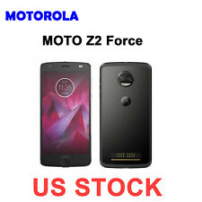 New Motorola Moto Z2 Force GSM AT&T T-Mobile+Verizon Unlocked XT1789-01 Android