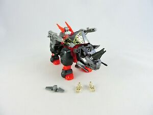 Red Horn ZOIDS 2 Wind-up model 1993 Tomy Rhinoceros Type vintage rhino 98% Comp