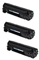3-Pk/Pack Canon 128 Toner Cartridge for ImageCLASS D530 MF4570d MF4580DN MF4890D