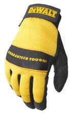 Radians DeWalt DPG20L All Purpose Synthetic Leather Gloves, Large