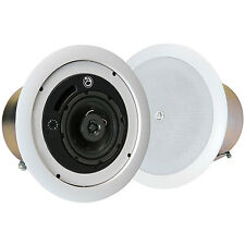 "Atlas Sound FAP42T 4"" Speaker System Pair"