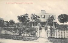 Egypt MA Cape Cod-Style House~Dreamwold Cottage (Scituate) Belfry 1910 Dickerman