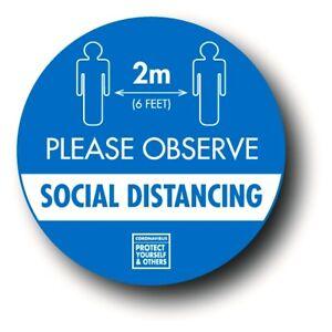 Social Awareness Labels / Stickers x 3 Designs  - Details Below
