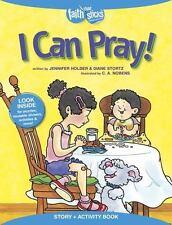 I Can Pray! Story + Activity Book Faith That Sticks Books