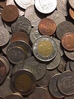 100 Gramm Restmünzen/Umlaufmünzen Panama