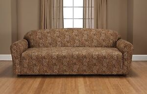 JERSEY FITTED YELLOW COVERS FOR SOFA COUCH LOVESEAT CHAIR RECLINER-GOOD BUY  XX