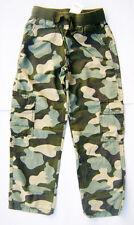 Gymboree Space Voyager Camouflage Camo Cargo Cotton Nylon Pants Boys 12 New