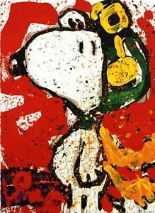 Tom Everhart- To Remember - Hand Pulled Original Lithograph | COA