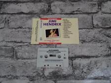 JIMI HENDRIX - Flashing / Cassette Album Tape / 2066
