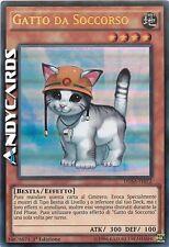 GATTO DA SOCCORSO (Rescue Cat) • Ultra R • DUSA IT072 • Yugioh! • ANDYCARDS
