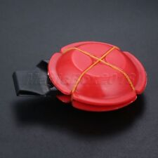 Red Coin Box Close Up Magic Stage Prop Magician Clown Funny Street Magic Trick