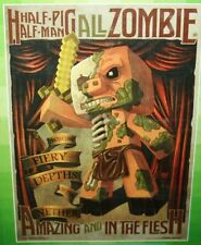 NEW Sealed Minecraft ZOMBIE Pigma PIG MAN Poster 18 x 24 Pigman Gamer by Trends