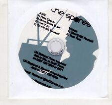 (GV500) The Spores, (Don't) Kill Yourself, 4 tracks 2 videos - DJ CD