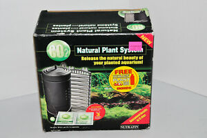 Nutrafin Natural Plant System with CO2 Activator and Stabilizer (20 U.S. Gallon)