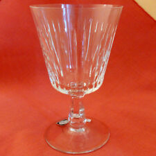 """ROYALTY Royal Leerdam-Maastricht Goblet 5.8"""" tall NEW NEVER USED Netherlands"""