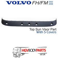 Volvo FH FM Sun Visor Top Plastic Upper Section