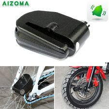 Motorcycle Scooter Anti-theft Brake Disc Wheel Alarm Security Disc Lock Loud New