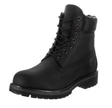 Timberland 6 Inch Premium Boots Herren Schuhe Stiefel A1MA6 (Schwarz)