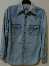 camicia Jeans Levi's donna  vintage tg.s bluse shirt Levi's