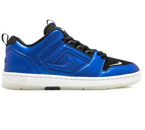 NIKE SB AIR FORCE II LOW QS Trainers - Rivals Pack - UK Size 8.5 (EUR 43) Blue