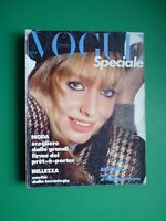 Vogue Italy October 1986 16 Fashion Pret IN Porter Paloma Picasso Versace