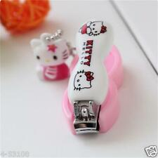 1pc New pattern Fashion Hello kitty figure Pink Nail clipper Lovely nail clipper