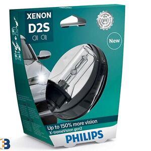 Philips X-tremeVision Gen2 D2S 85V 35W Xenon Auto Lampe 4800K 1 Stück 85122XV2S1