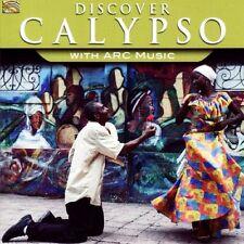 Discover Calypso With Arc Music [CD]