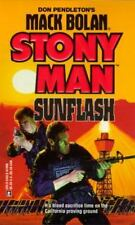 Sunflash (Don Pendleton's Mack Bolan : Stony Man)-ExLibrary