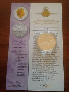 2002 Gold Silver Proof 1oz $10 Ten Dollar Coin. Queens Jubilee Summer Party