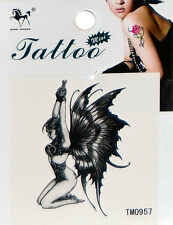 Temporary Tattoo Bonded Fairy Design. High Quality.