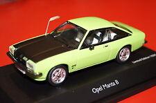 Opel Manta B grün-schwarz lim.1 of 1000 1:43 Schuco neu & OVP 2763