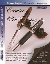 TORNITURA DI PENNE CREATIVE IN DVD (IN INGLESE) VOL 2