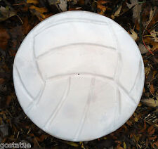 Volleyball plastic mold stepping stone mold more molds in store
