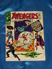AVENGERS: Comic # 26, March 1966, By Stan Lee & Don Heck, Very Fine Minus Cond.