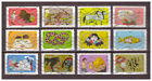 Serie Proverbios de Francia sellos adhesivos 2016 .